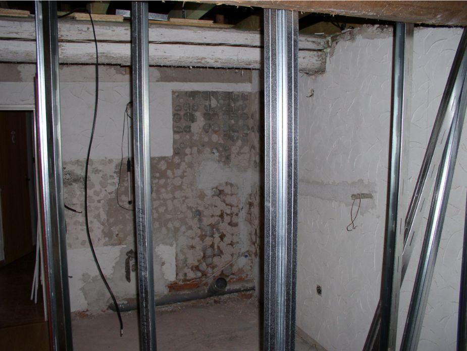 Verbouwing 3 - Kamer van water ...